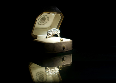 Blog No.6 - Photo 3 - Product Commercial Business Photography - Lifestyle - Diamond Ring